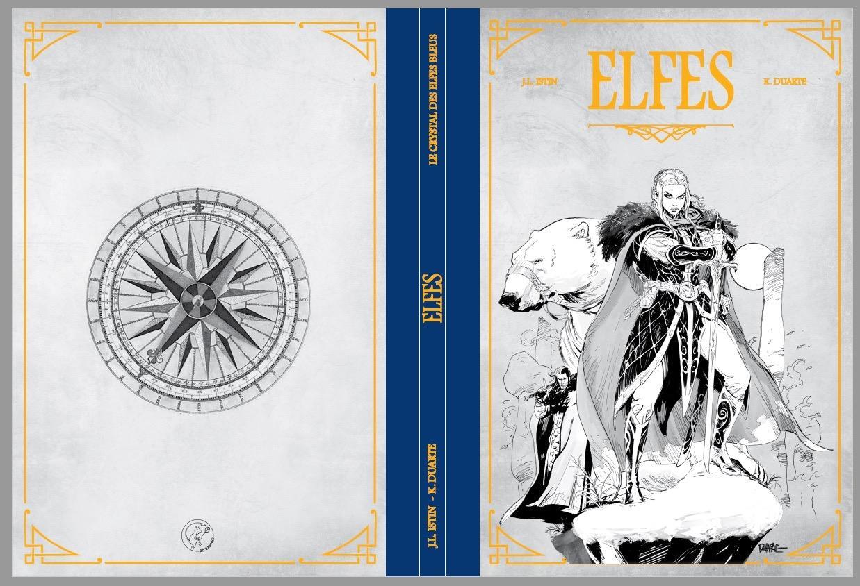 Couverture elfes