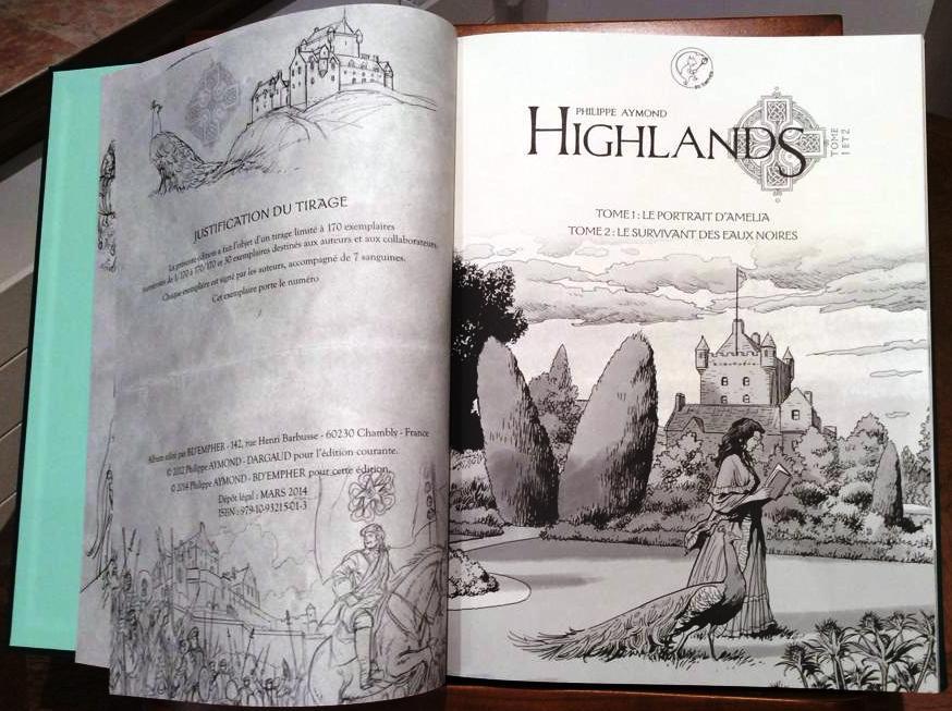 Highlands coffret de luxe