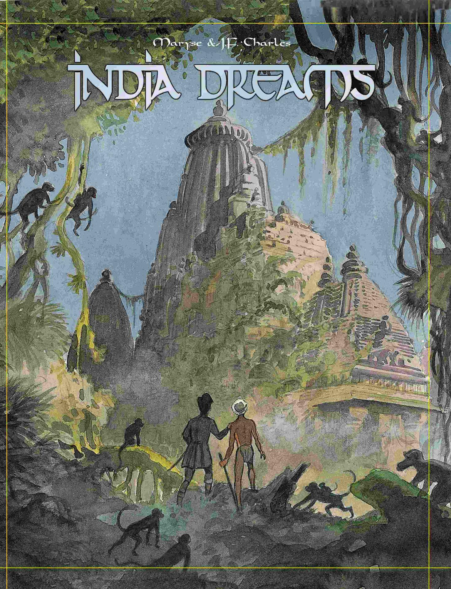 India Dreams Tirage de Tête Tome 6