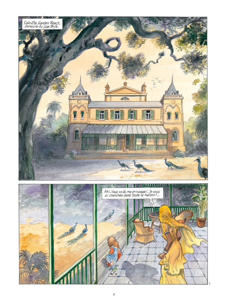 India dreams tome 9 page 1