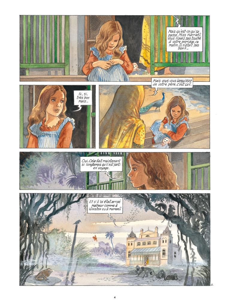 India dreams tome 9 page 2