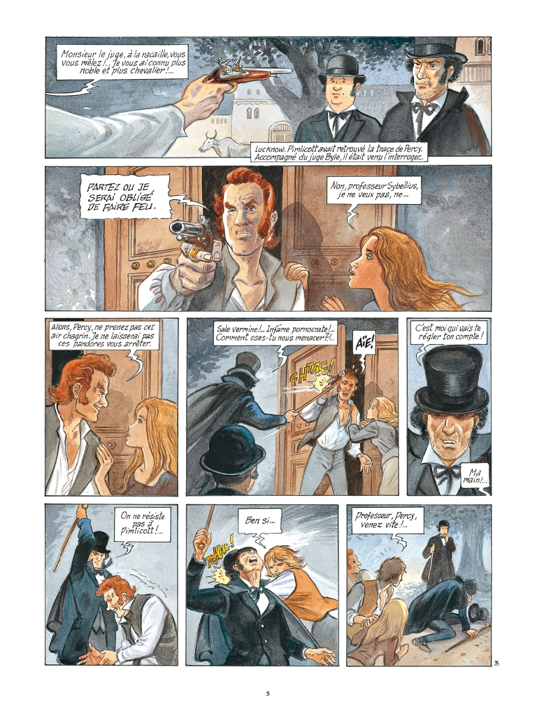 India dreams tome 9 page 3