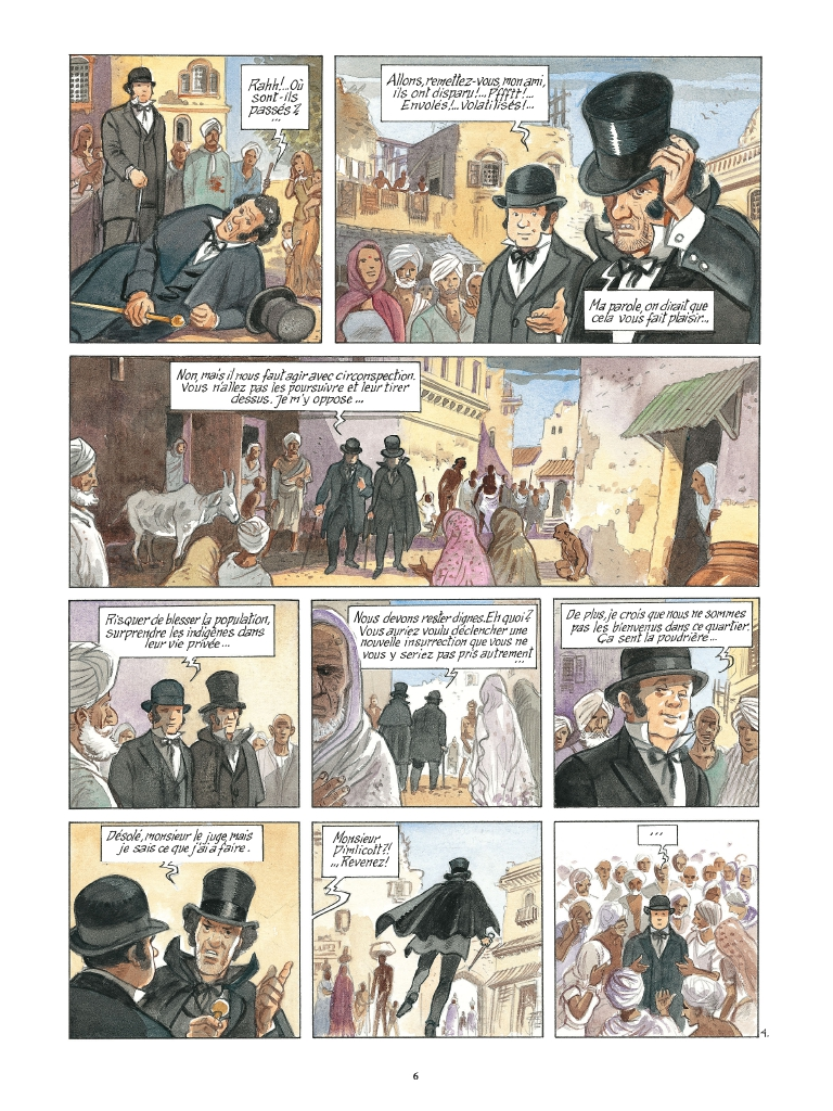 India dreams tome 9 page 4