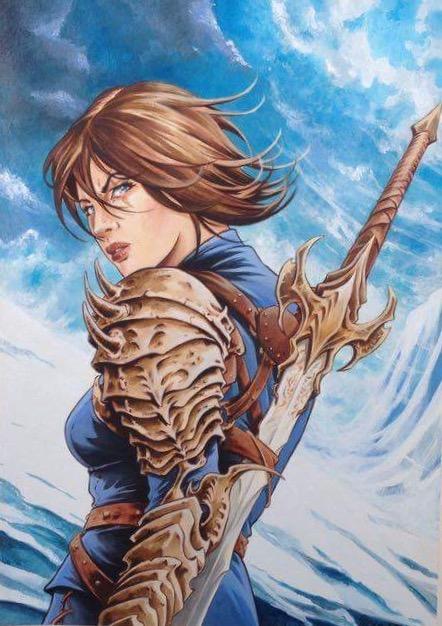 EL de la Geste des Chevaliers Dragons