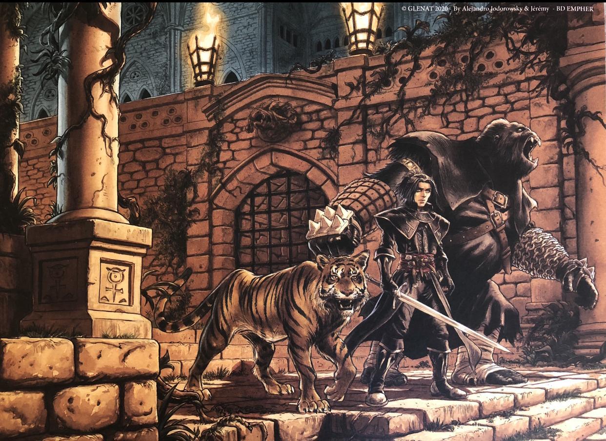 Les chevaliers d heliopolis exlibris 2