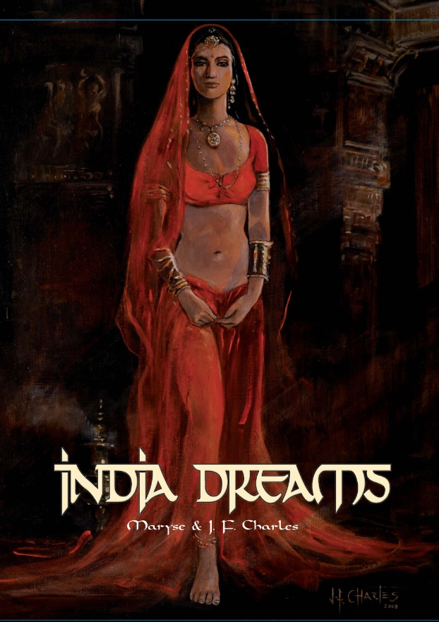 India Dreams Tirage de Tête Tome 8