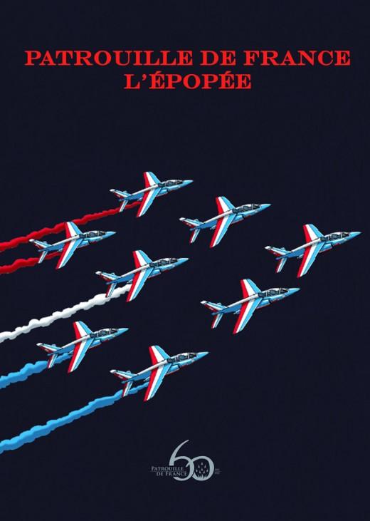 La Patrouille de France - l'épopée