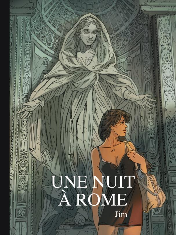 Une nuit a rome tome 4 collector
